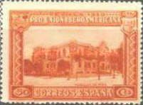 [Completion of the Ibero-American Exhibition, Seville, type DS]