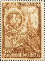[Completion of the Ibero-American Exhibition, Seville, type DV1]