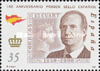 [The 150th Anniversary of Spanish Stamps, type EFR]