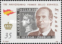 [The 150th Anniversary of Spanish Stamps, type EFS]