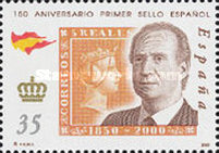[The 150th Anniversary of Spanish Stamps, type EFT]