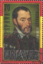 [The 500th Anniversary of the Birth of Carlos V, type EGC]
