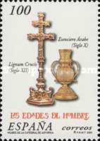 [Ages of Mankind Exhibition, Astorga, type EGH]