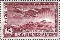[Airmail - The 3rd Pan American Postal Congress, type FC]