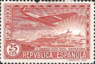 [Airmail - The 3rd Pan American Postal Congress, type FC2]