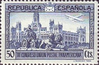 [Airmail - The 3rd Pan American Postal Congress, type FD]