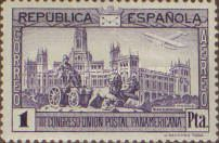 [Airmail - The 3rd Pan American Postal Congress, type FD1]