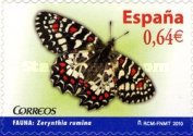 [Butterflies - Self Adhesive, type FQR]