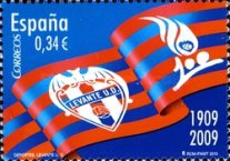 [The 100th Anniversary of the Foundation of Levante U.D., type FRA]