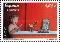 [EUROPA Stamps - Children's Books, type FRC]