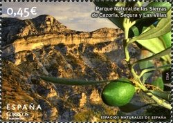 [National Parks of Spain, type FRF]