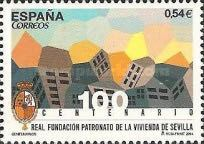 [The 100th Anniversary of the Housing Patronage of Seville, type GDZ]