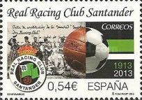[The 100th Anniversary of the Royal Racing Club Santander, type GEA]