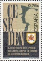 [The 50th Anniversary of CESEDEN - Centre for National Defence Studies, type GGE]