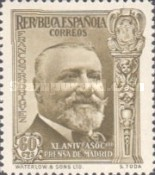 [The 40th Anniversary of the Madrid Press Association, type GM2]