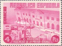 [The 40th Anniversary of the Madrid Press Association, type GO1]
