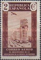 [The 40th Anniversary of the Madrid Press Association, type GR]