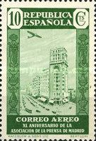 [The 40th Anniversary of the Madrid Press Association, type GR1]