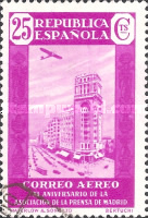 [The 40th Anniversary of the Madrid Press Association, type GR2]
