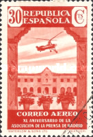 [The 40th Anniversary of the Madrid Press Association, type GS1]