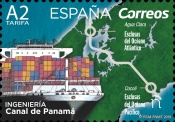 [Engineering - The Panama Canal, type GXF]