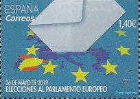 [The 40th Anniversary of European Parliament Elections, type GXX]