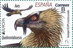[EUROPA Stamps - National Birds, type GYO]