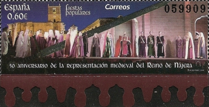 [The 50th Anniversary of The Kingdom of Nájera Chronicles, type GZK]
