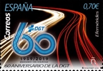 [The 60th Anniversary of the DGT - Directorate General of Traffic, type GZL]