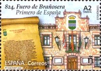 [The Town Charter of Branosera - The First Town Charter in Spain, Typ HBA]