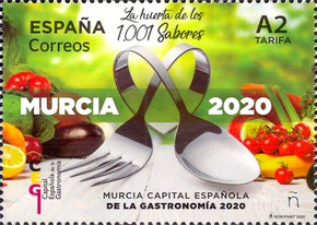 [Murcia - Spanish Capital of Gastronomy, type HBD]