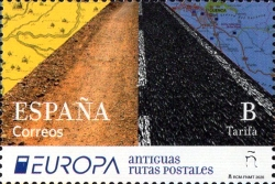 [EUROPA Stamps - Ancient Postal Routes, type HCE]