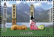 [12 Months, 12 Stamps - Lleida, type HDH]