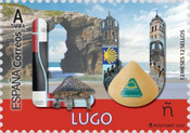 [12 Months, 12 Stamps - Lugo, Typ HDI]