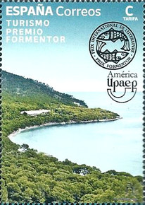 [America UPAEP Issue - Tourism - Formentor Prize, type HHM]