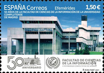 [The 50th Anniversary of the Faculty of Computer Sciences, Complutense University of Madrid, type HHO]