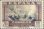 [The 1900th Anniversary of the Appearance of the Virgin of Pillar, Saragossa - Surtaxed, type LJ1]