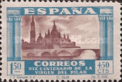 [The 1900th Anniversary of the Appearance of the Virgin of Pillar, Saragossa - Surtaxed, type LL1]