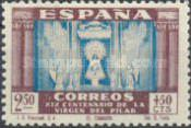 [The 1900th Anniversary of the Appearance of the Virgin of Pillar, Saragossa - Surtaxed, type LN1]