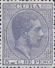 [King Alfonso XII, Inscription