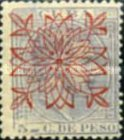 [No. 52 Overprinted in 5 Types, Typ H4]
