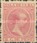 [King Alfonso XIII, type L13]