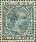 [King Alfonso XIII, type L19]