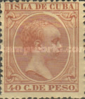 [King Alfonso XIII, type L22]