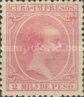 [Newspaper Stamps - King Alfonso XIII, Typ M14]