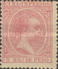 [Newspaper Stamps - King Alfonso XIII, Typ M15]