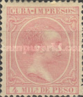 [Newspaper Stamps - King Alfonso XIII, Typ M16]
