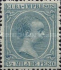 [Newspaper Stamps - King Alfonso XIII, Typ M18]