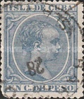 [Newspaper Stamps - King Alfonso XIII, Typ M19]