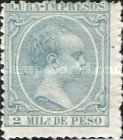 [Newspaper Stamps - King Alfonso XIII, Typ M20]